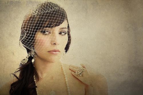 bijoux en perles pour le mariage