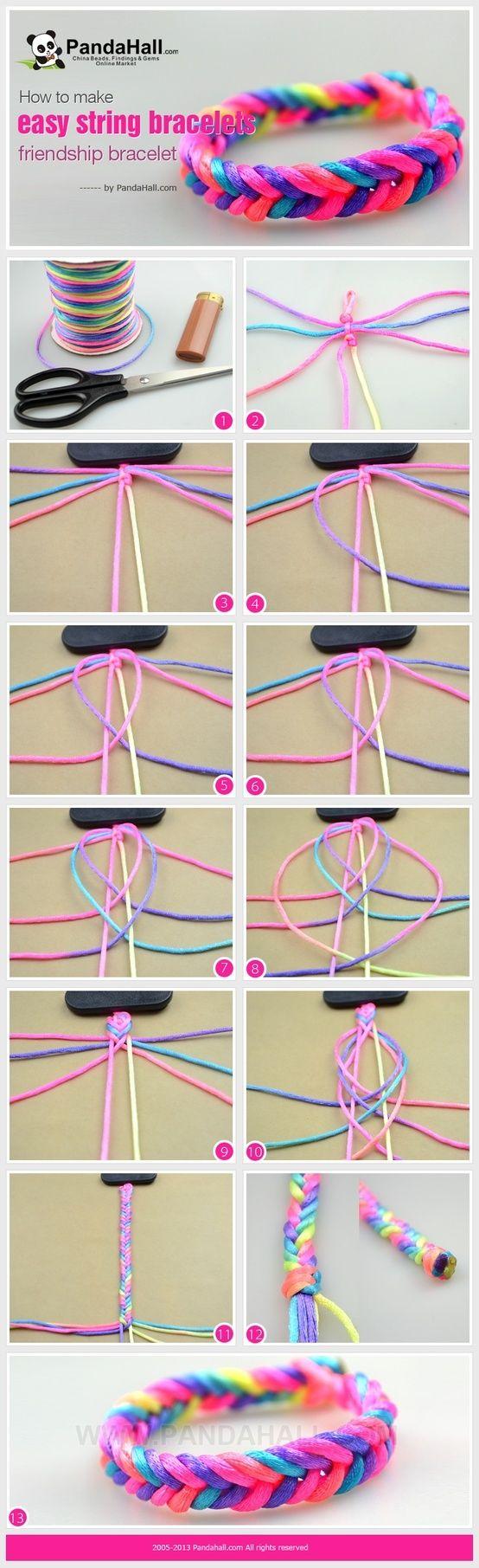comment fabriquer bracelet